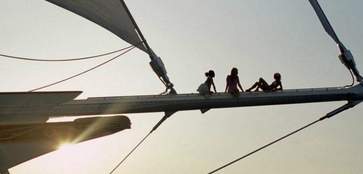 парусная яхта в Фетхие